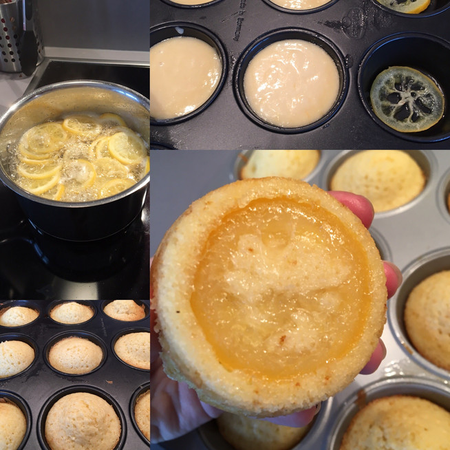 My Spin on Grammie's Lemon Bread