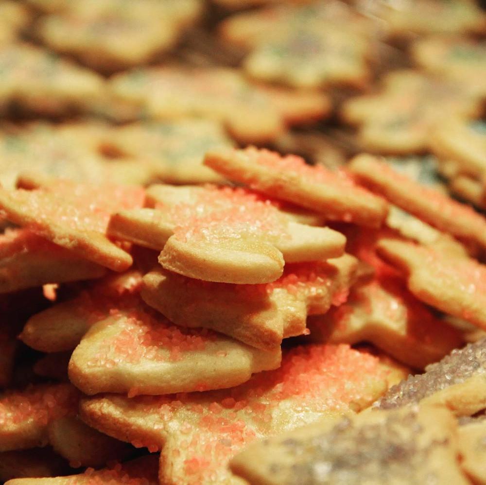 Saffron's Table: Grammie's Sugar Cookies