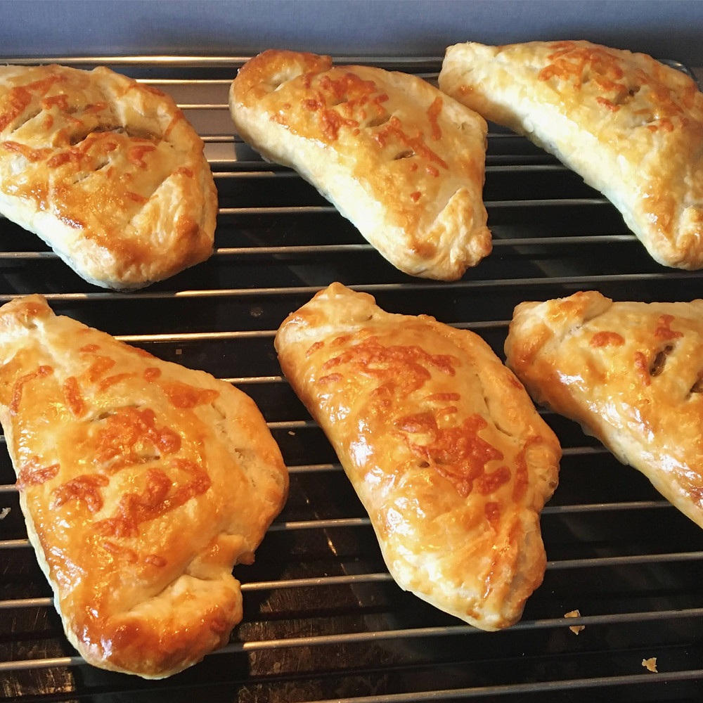 Saffron's Table: Beef & Cheddar Hand Pies