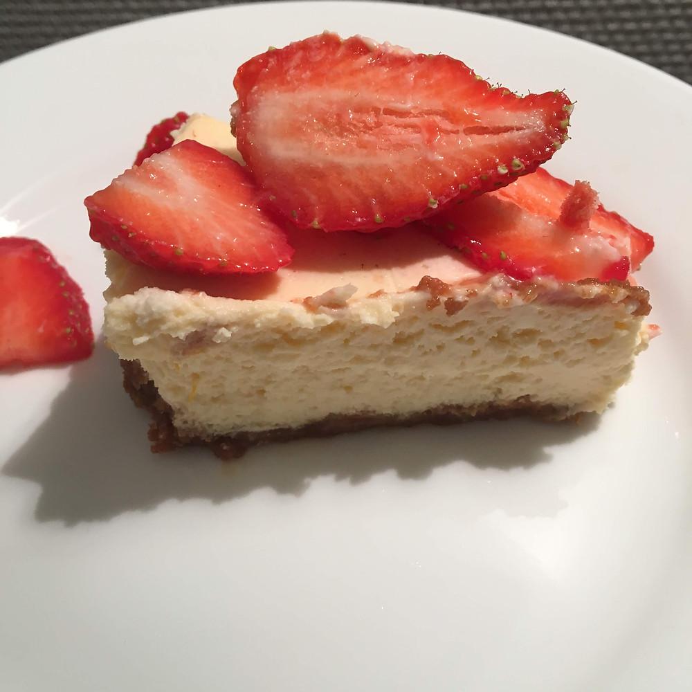 Saffron's Table: Instant Pot Cheesecake