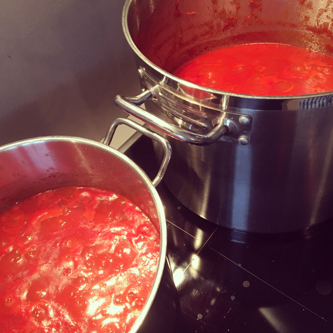 Red/Meat Sauce