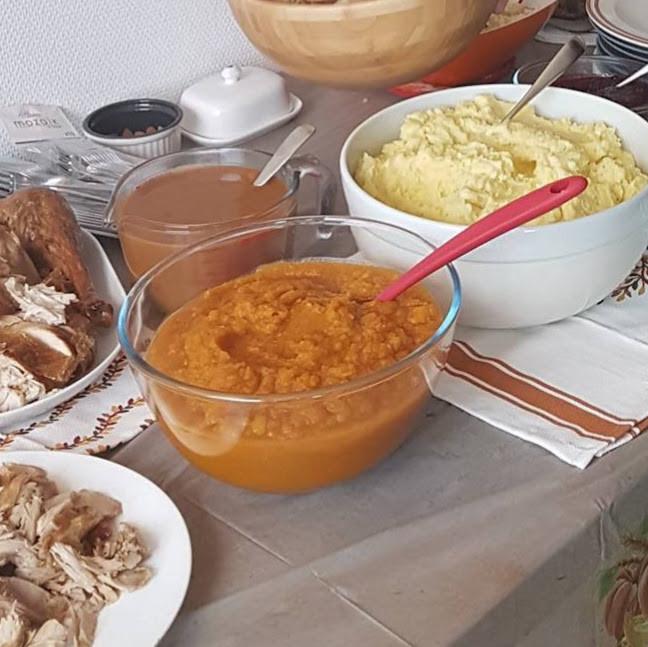 Saffron's Table: Butternut Squash