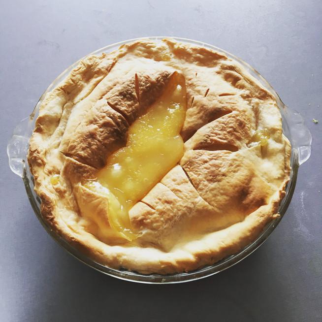 GG's Lemon Pie