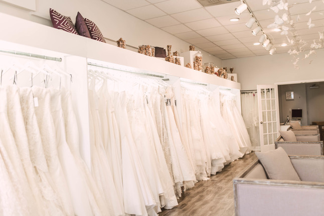2 Bridal Boutiques, Same Tailored Wedding Dress Shopping Experience