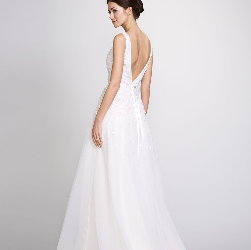 Theia Couture Augusta Back