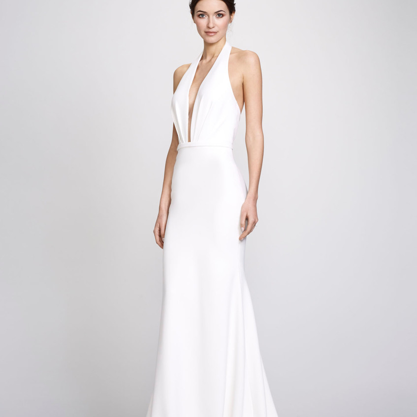 Theia Couture Fredericka Front
