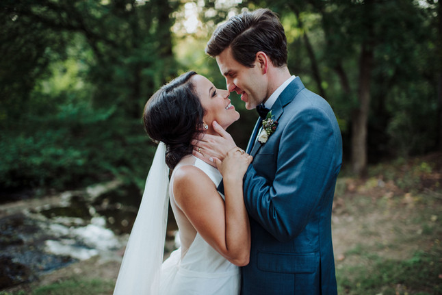 Elvira + Carson // Real Wedding