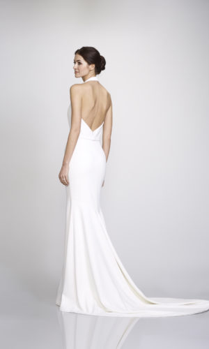 Theia Couture Fredericka Back
