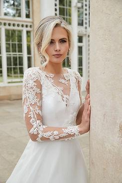 Sassi Holford Bridal 2021 - Sienna jacke
