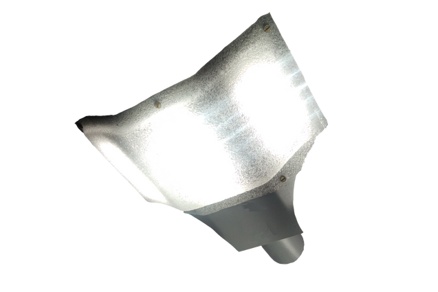 High Diffusion LED Light Fixture