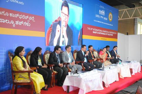 Panel Discussion at Municipalika 2020
