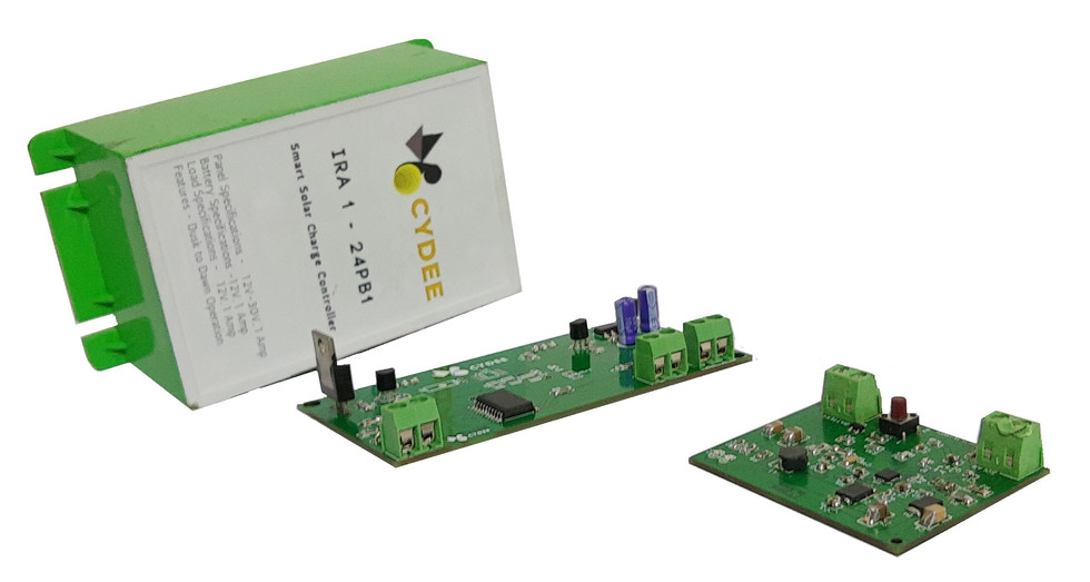 Intelligent Charge Controller system