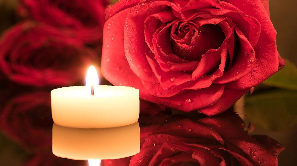 karité à la rose