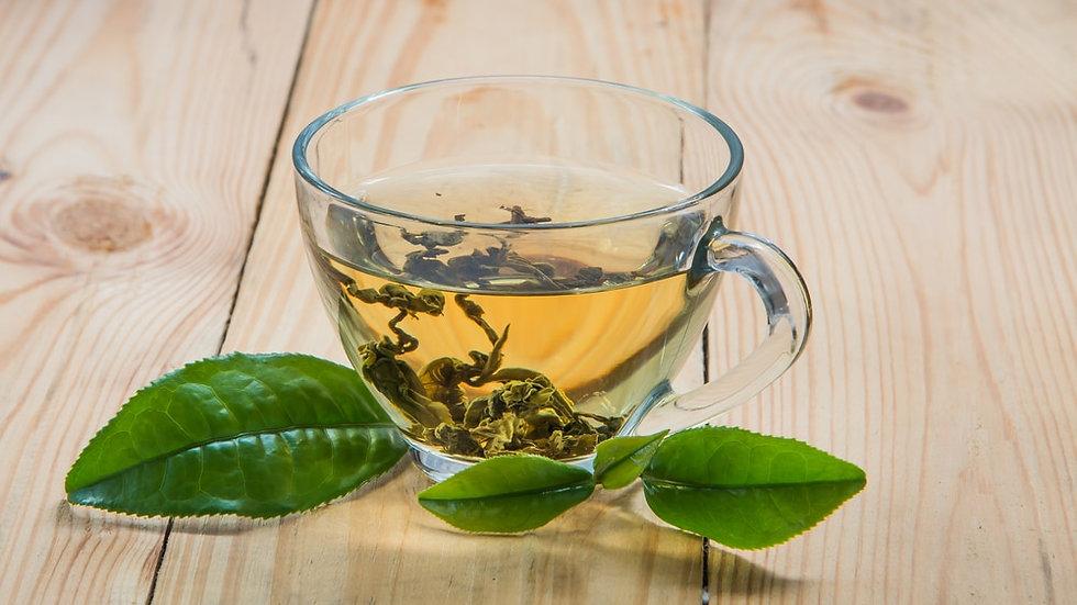 karité thé vert