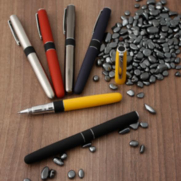 Bolígrafos Metálicos