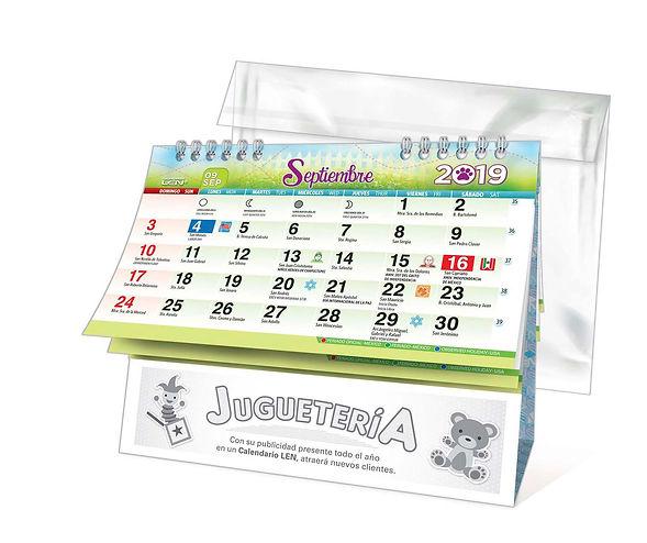Calendarios Escritorio