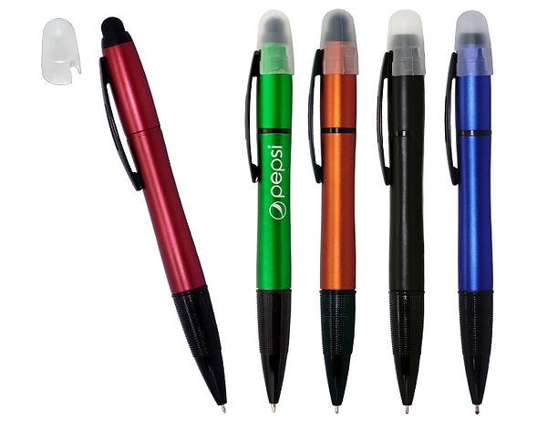 Bolígrafos Touchpad
