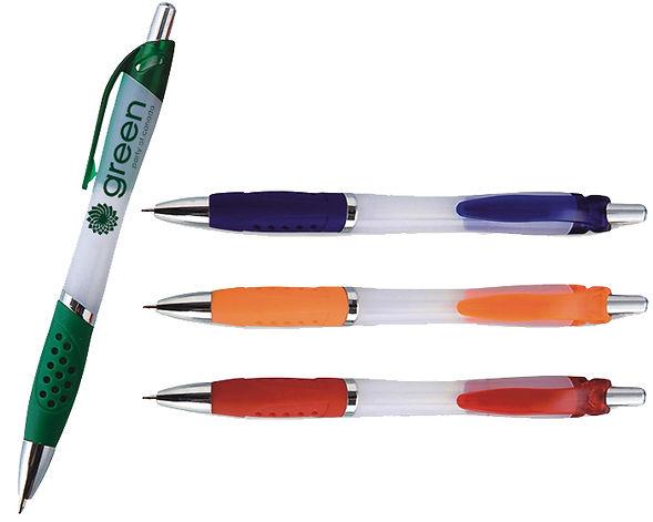 Bolígrafos Plásticos