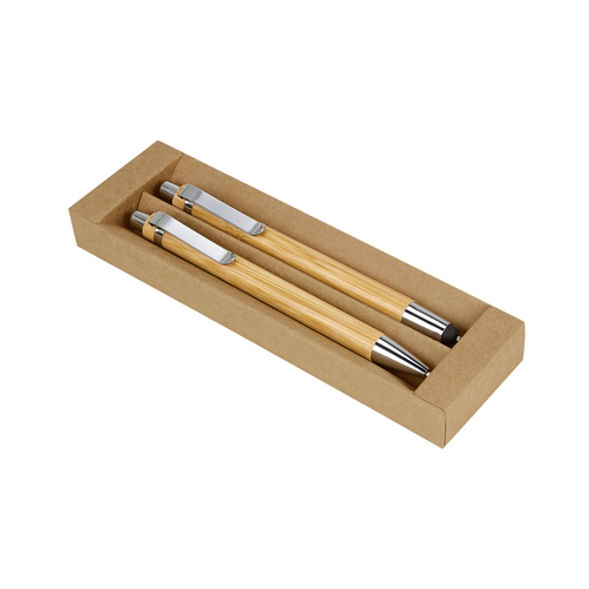 Bolígrafos Madera