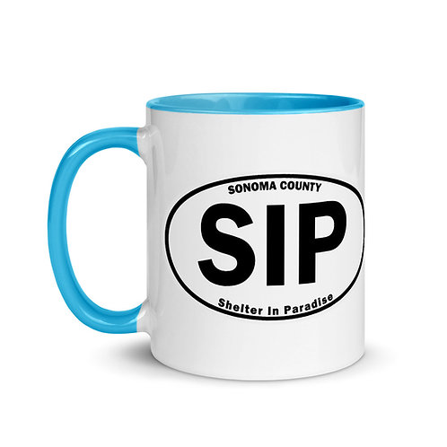 SIP Mug with Color Inside