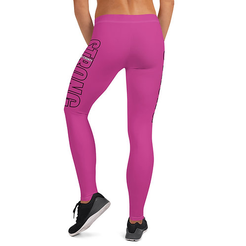SONOMA COUNTY STRONG Leggings