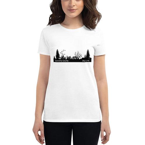Skyline Women's short sleeve t-shirt