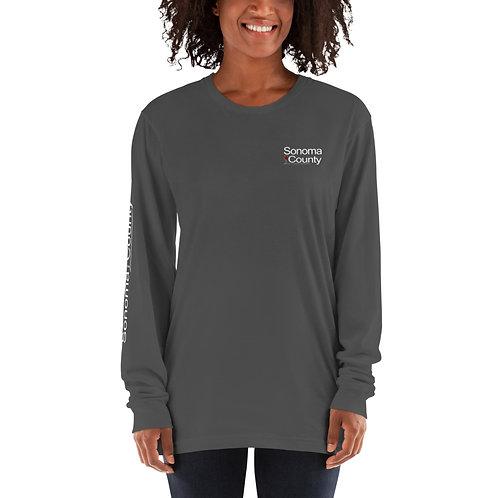 SC Womans Dark Long sleeve t-shirt