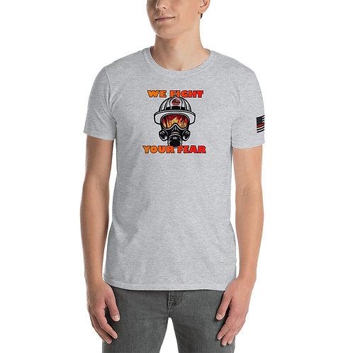 WE FIGHT Short-Sleeve Unisex T-Shirt