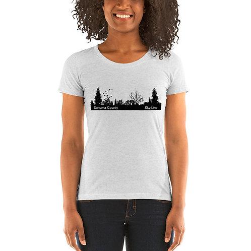Skyline Womans short sleeve t-shirt