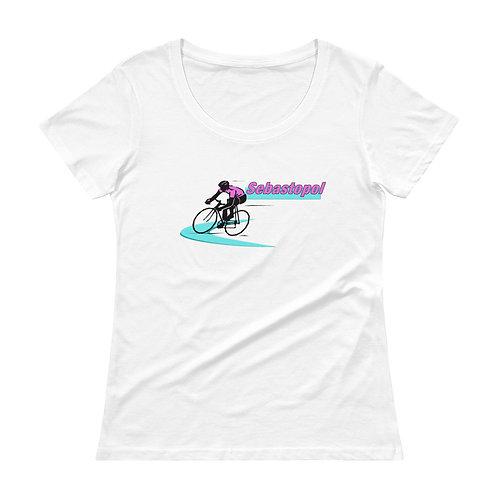 Sebastopol Womans Scoopneck T-Shirt