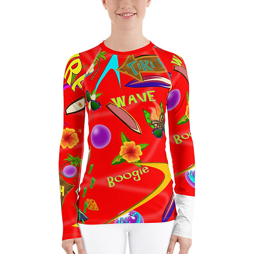ART Women's Rash Guard