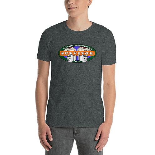 TOILET PAPER RIOT Short-Sleeve Unisex T-Shirt