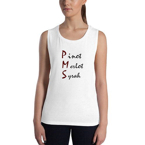 PMS Ladies' Muscle Tank