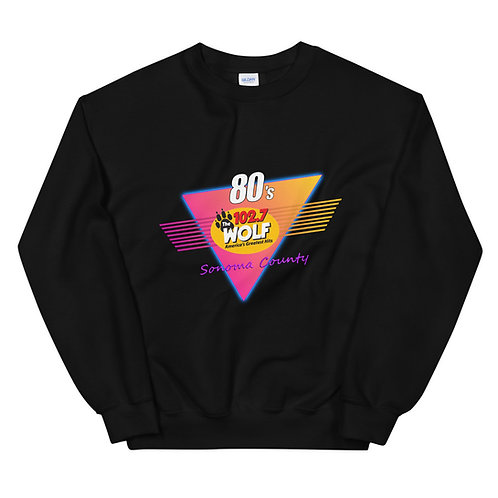 WOLF 80's Sweatshirt