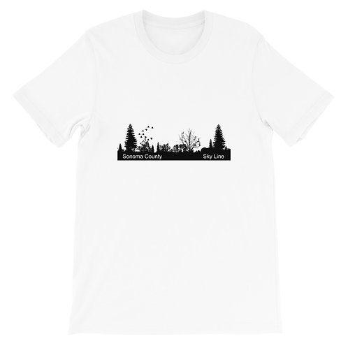 Skyline Short-Sleeve Unisex T-Shirt