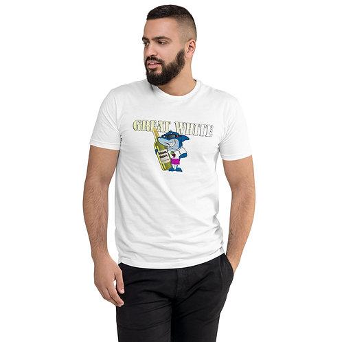 Shark Mens Short Sleeve T-shirt