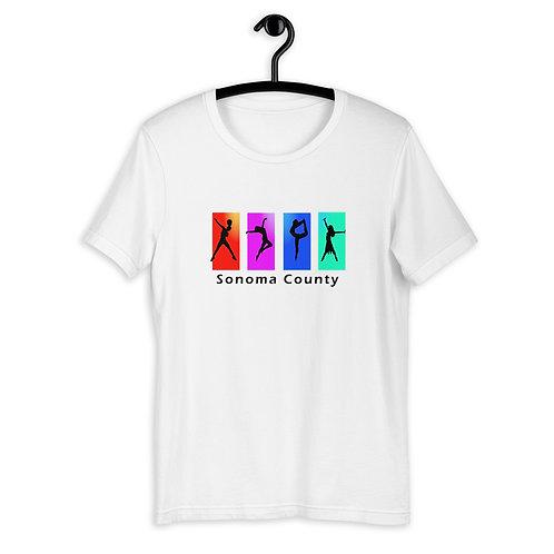 Dancer Short-Sleeve Unisex T-Shirt