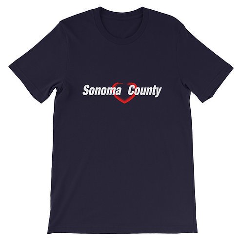 I Heart Short-Sleeve Unisex T-Shirt