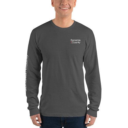 SC Mens Dark Long sleeve t-shirt