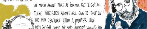 """""""Pekar & Crumb, Talk'n' about Art"""""""