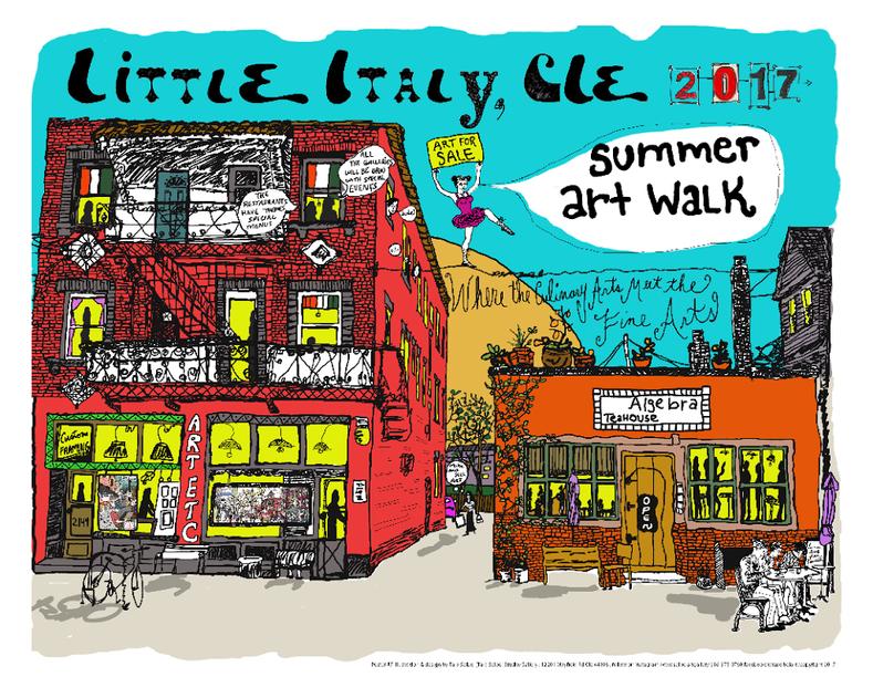Summer Art Walk 2017