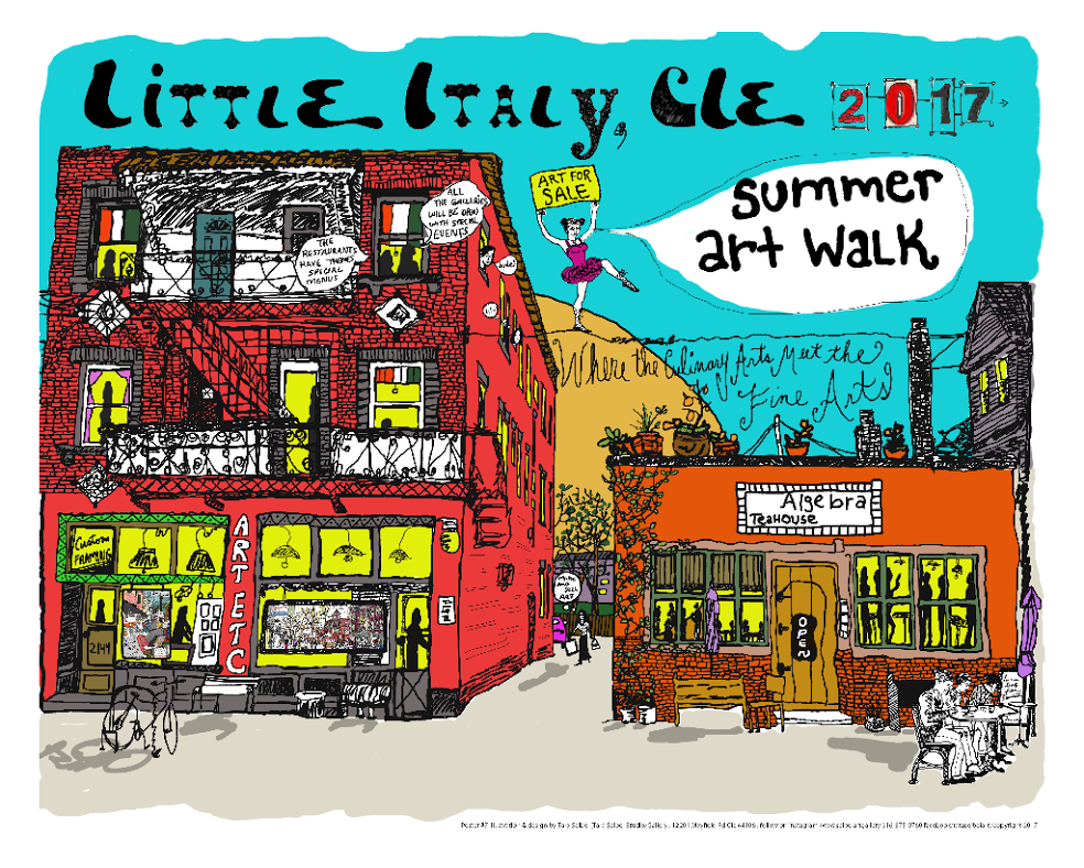 Summer Art Walk 2017