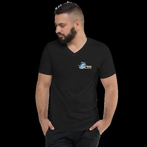 Unisex Short Sleeve V-Neck T-Shirt - Supporter