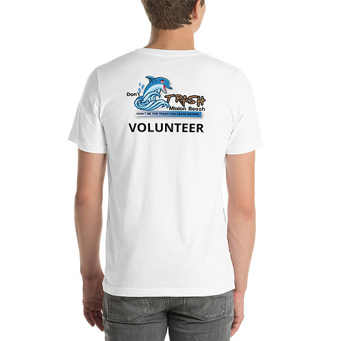 Volunteer T-shirt White