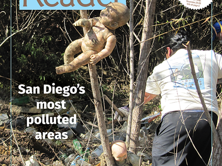 San Diego Reader: Befouled, San Diego's Most Polluted Sites