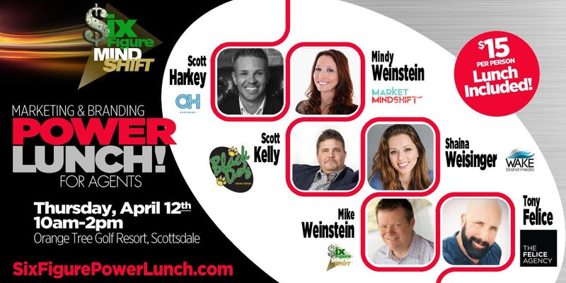 Power Lunch with Tony Felice