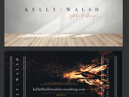 Kelly Walsh Consulting Brand Development