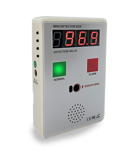 REMOTE TEMPERATURE SCANNER