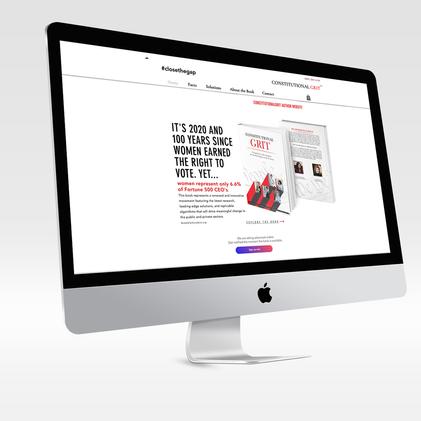 Constitution Grit - Author Website