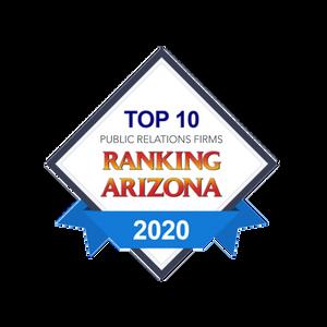 Ranking Arizona's Top 10 Public Relations Firms 2020